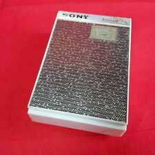 Vintage radio receiver transistor portable Sony Corporation 2R-29 Tokyo