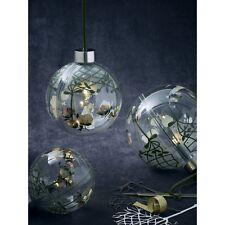 New Light Up-DEL FLOWER LADY/Glass Bauble/jette Frolich-Danemark/Fleurs