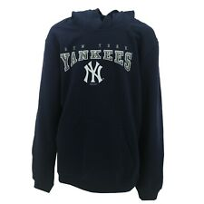 New York Yankees Official MLB Kids Youth Size Hooded Sweatshirt New With Tags