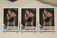 Brandon Clarke 2019-20 Panini Donruss  #220 Rated Rookie Base RC Lot Of 3 Invest
