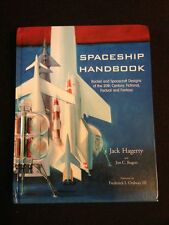 Spaceship Handbook Jack Hagerty  2001 Discovery moonbus space station X-20 model