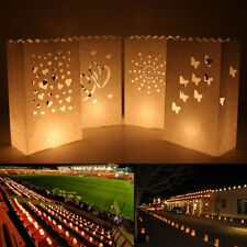 Bougeoirs et photophores de décoration intérieure de la maison porte-bougies pour jardin