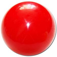Jeux et activités de plein air rouges en plastique, Caoutchouc balles
