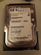 """HP 146GB 15K 3.5"""" SAS (DF146A9845)"""