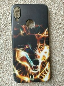 mobile phone case wolf wildfire Xiaomi