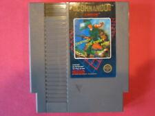 COMMANDO ORIGINAL CLASSIC GAME NINTENDO NES HQ