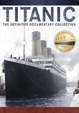 Titanic: The Definitive Documentary Collection (DVD, 2012, 2-Disc Set) - NEW!!
