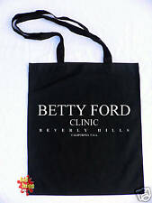 Betty Ford clínica Rehab Algodón Shopper Tote Bag