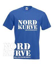 T.Shirt Nordkurve Ultras Ultra, Fussball, Schalke Fanshirt Schalke