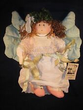 "LITTLE SOULS Doll 18"" Gretchen Wilson FAITH Angel 1996 ~ NEW with TAG"