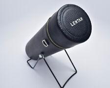 """Genuine Lentar Black Hard Lens Case 10.0"""" x 4.25"""" (#T687)"""