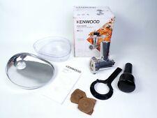 ✨ Kenwood Food Mincer Chef / kMix Attachment Silver KAX950ME ✨