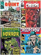 horror movie fake comics cover art 6 unofficial gildean t shirts take your pick