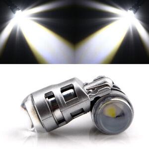 2Pcs Osram T10 W5W 168 194 1SMD 3030 LED Car Interior Reading Light 12V White