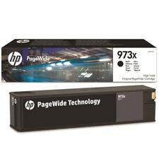 Cartucho HP 973x AC amarillo Pagewide