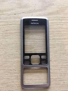 Genuine Original Nokia 6300 Front Fascia Cover Housing