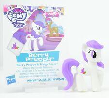 My Little Pony Friendship Is Magic Wave 20 2-Inch Mini-Figure - Berry Preppy