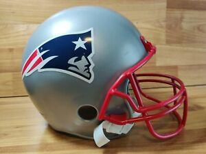 Franklin- NFL New England Patriots Replica Fan Helmet for Display or Dress Up.
