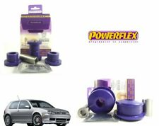 Kit 4 Boccole Silent Block Braccio Anteriore Powerflex VW Golf IV 4 incl. GTI