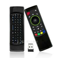 2.4G Wireless Fly Air Mouse Keyboard Remote Control Keypad for Android TV Box PC