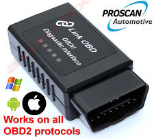 ELM327 USB modificado para Ford elmconfig FTDI Chip Hs-puede/ms-puede forscan OBD2