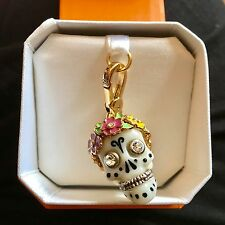JUICY COUTURE SUGAR SKULL CHARM LIMITED ED NWT
