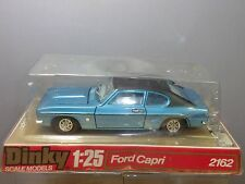 "DINKY TOYS ""LARGE SCALE MODEL No.2162 FORD CAPRI  SPORTS SALOON   VN  MIB"