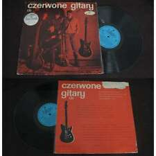 CZERWONE GITARY - 2 LP Garage Beat Polish Muza Label 1967