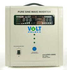OFF grid Onda Sinusoidale Pura Inverter Caricabatterie Sinus PRO 3000E 48V/230V UPS AVR