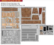 Eduard 1/48 Boeing B-17F Flying Fortress Part III Big-Ed Set # 49300