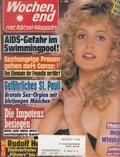 "Wochenend Katja Bienert,Timothy Dalton ""James Bond"",Helen Whiskins"
