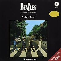 The Beatles LP Record Collection ABBEY ROAD 180g Vinyl Deagostini Japan Magazine