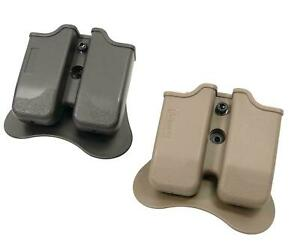 Amomax Airsoft Roto Double Side Arm Mag Paddle Holster Red Gas EU17/18/19 MP-G