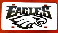 "Philadelphia Eagles  12""x6"" Plastic License Plate  BUY 2 GET 1 FREE"