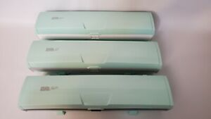 3 LOT light green Wrapmasters Foil, Wrap, Plastic Dispensers Master