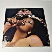 Donna Summer – Live And More: Casablanca 1978 Vinyl 2x LP Tri-Gatefold (VG+/VG+