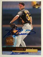 2000 Upper Deck Kris Benson Auto Autograph Card Pirates Signed #202