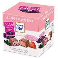 RITTER SPORT - Chocolate Cube Box - YOGURT - German Product