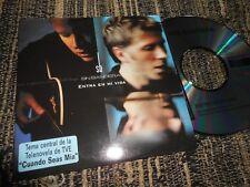 SIN BANDERA ENTRA EN MI VIDA CUANDO SEAS MIA OST BSO CD SINGLE 2001 PROMO