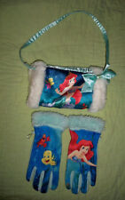 Disney Store Exclusive*Princess Ariel*Muff*Gloves*Hand Warmer