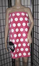 Victoria/'s Secret PINK POLKA DOT TOWEL Wrap Around Body DORM Towel EMOJI NIP