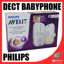 Philips AVENT Babyphone DECT Baby-Überwachungs-Set SCD502/26 Nachtlicht WOW