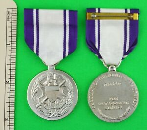 CHAIRMAN OF THE JOINT CHIEF OF STAFF OUTSTANDING SERVICE MEDAL