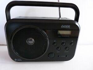 Laser model DG200 Portable DAB + FM Radio Receiver