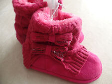 NEW girls GRAY WINTER BOOTS fleece lined FANCY DRESSY sequins bow LOW size 11-12