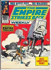 "Marvel Comics - Star Wars Weekly ""The Empire Strikes Back"" - #123 July 1980"