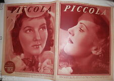PICCOLA 26 Maggio 1936 Anita Colby Joan Crawford Jerry Asher Jean Parker Garbo
