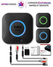 Récepteur Bluetooth 4.2,Adaptateur audio sans fil HiFi,pour musique en streaming