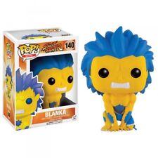 Street Fighter POP! Games Vinyl figurine Blanka Yellow 9 cm Funko figure n° 140