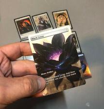 :: Power 9 Set :: Full Art :: Magic Cards for MtG Cube / EDH